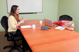 6 Ways to Ruin Your Copywriting Job Interview