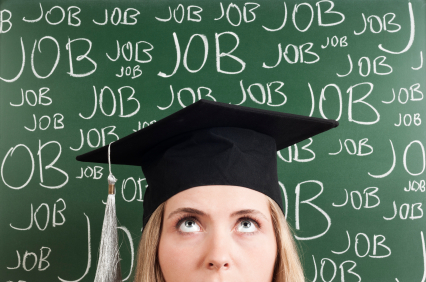 Why College Graduates Can't Find Work