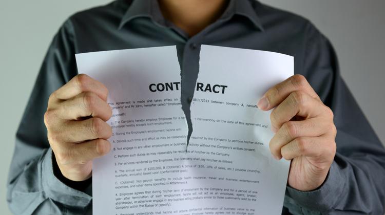 contract copywriting