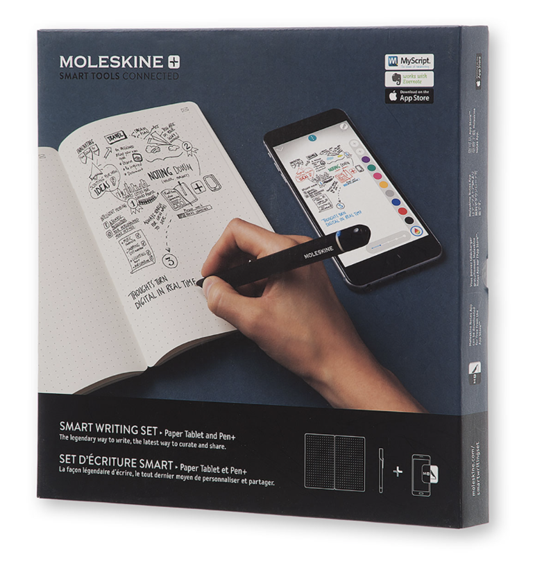 Smart Notebook for Writers - Moleskine