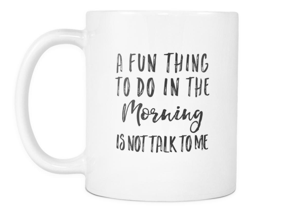 mug for writers