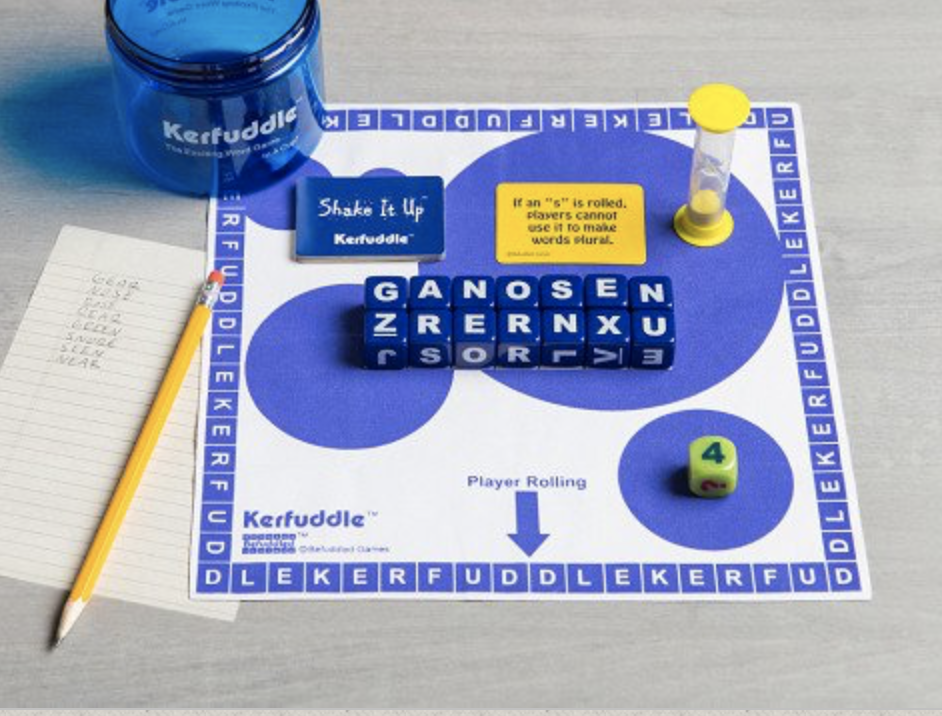 board game for writers