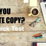 Can You Write Copy A Quick Test